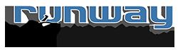 Runway Auto Body Logo
